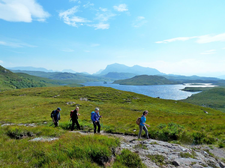 Loch Kernsary Walk