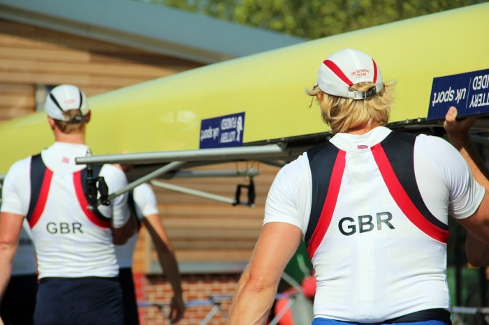 Nikwax partners with GB Rowing Team