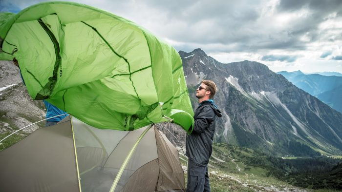 Welcome to the Nikwax blog » Tents can last twice their